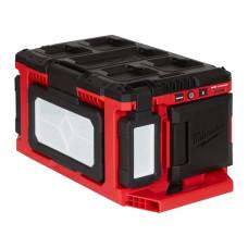 Аккумуляторный фонарь с функцией зарядного устройства на базе PACKOUT Milwaukee M18 POALC-0