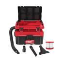 Аккумуляторный пылесос для воды и сухого мусора Milwaukee M18 FPOVCL-0