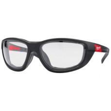 Очки защитные Milwaukee PREMIUM (прозрачные)