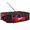 Аккумуляторное радио DAD+/зарядное устройство Milwaukee M18PRCDAB+-0