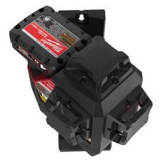Аккумуляторный мультилинейный лазерный нивелир Milwaukee M12 3PL-401C (Li-Ion 4 Ач)