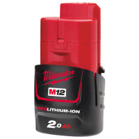 Аккумулятор Milwaukee M12 B2 2 Ач