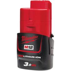 Аккумулятор Milwaukee M12 B3 3 Ач