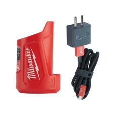 Дорожное зарядное устройство Milwaukee M12 TC