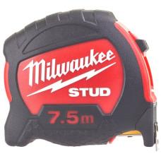 Рулетка Milwaukee STUD 7,5 м
