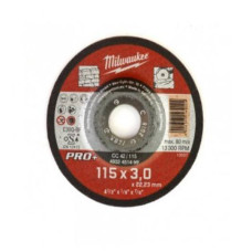 Отрезной диск по бетону Milwaukee CC 42 / 125 X 3 X 22.2 мм