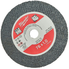 Отрезной диск по металлу Milwaukee SCS41/76 мм (5шт)