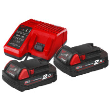 Комплект аккумулятор и зарядное устройство Milwaukee M18 NRG-202