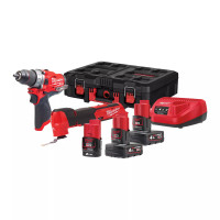 Набор инструментов Milwaukee M12 FPP2AX-423P