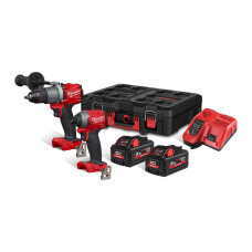 Набор инструментов Milwaukee M18 FPP2A2-552P