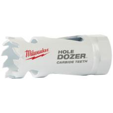 Коронка биметаллическая Milwaukee TCT Hole Dozer Holesaw 22 мм