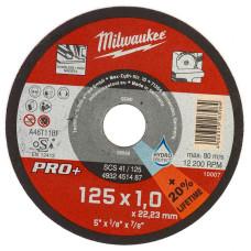 Отрезной диск по металлу SCS41 Milwaukee