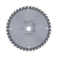 Диск для аккумуляторной циркулярной пилы Milwaukee 190 X 30 X 24 мм