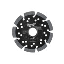 Алмазный диск Milwaukee AUDD D 150 мм