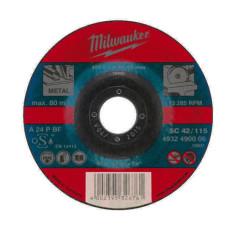 Отрезной диск Milwaukee по металлу SC 42 / 230 X 3 X 22.2 мм