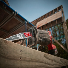 Полотно демонтажное Heavy Duty AX по дереву с гвоздями Milwaukee