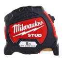 Рулетка Milwaukee STUD GEN II 8м