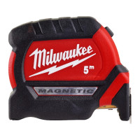 Магнитная рулетка Milwaukee GEN III 5м / ширина 27мм
