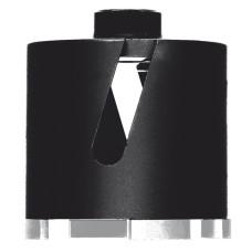 Kopoнка для aлмaзного сверления Milwaukee с пылеудалением для вырезания подрозетников DCU 82 X 90 мм