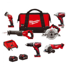 Набор Milwaukee M18 PP6B-502B