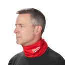 Гейтор-маска красный Milwaukee NGFM-R