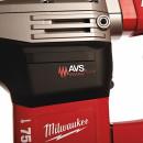 Сверхмощный перфоратор Milwaukee SDS Max Kango 750 S