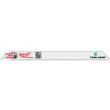 Полотно по металлу Milwaukee THIN KERF 230 X 18мм/ шаг зуба 1.4 мм