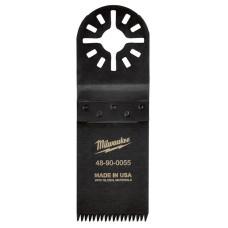 Полотно для мультитул Milwaukee 32мм для быстрого реза мягкой и твердой древесины 10 шт