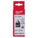 Сменный бесключевой быстрозажимной патрон Milwaukee 1.0-10 ½