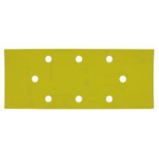 Шлифовальная бумага Milwaukee крепление зажимами 93х230 мм зерно 80