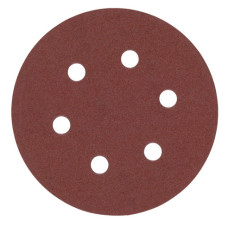 Шлифовальная бумага Milwaukee Ø 150 мм зерно 80 5 шт