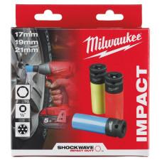 "Набор головок Milwaukee ShW Automotive 1/2"""