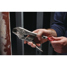Зажим Milwaukee Torque Lock удлиненные губки 9 дюймов
