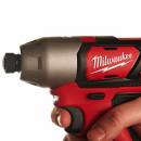"Импульсный гайковерт Milwaukee 1/4"" M12 BID-0"